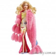 Кукла коллекционная Энди Уорхол (Barbie Collector Andy Warhol Doll, Blonde)