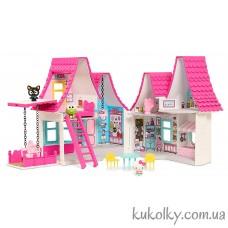 Игровой дом мечты Хеллоу Китти с аксессуарами (Hello Kitty Doll House)