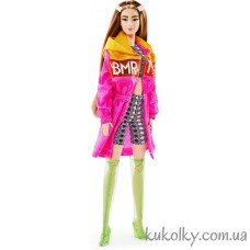Кукла высокая азиатка БМР1959 2 волна (BMR1959 doll Tall Brunette Wearing Color Block Windbreaker Barbie Millicent Roberts)