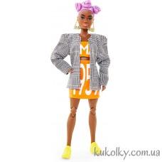Кукла высокая азиатка БМР1959 2 волна (BMR1959 doll Petite with Lilac Hair Barbie Millicent Roberts)