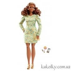 Кукла Барби Ночной гламур пышка Высокая Мода (The Barbie Look Metallic Mini)