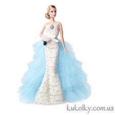 Кукла Барби Оскар де ла Рента (Barbie Oscar De La Renta Gold Collector Mattel)