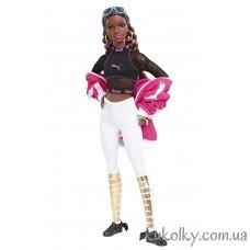 Кукла коллекционная Пума Барби (Barbie Puma Doll, Dark Haired)