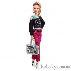 Кукла коллекционная Кейт Харинг (Barbie Keith Haring X)