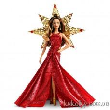 Кукла Барби Холидей Тереза 2017 в красном платье (Barbie Holiday 2017 Teresa, red dress)