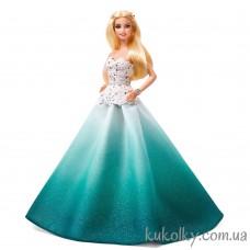 Кукла Барби Холидей 2016 в бирюзовом платье (Barbie Holiday 2016 Blue dress)