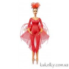 Кукла балерина Мисти Копленд Барби Женщины, которые вдохновляют (Barbie Misty Copeland Doll Inspiring Women Series)