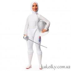 Кукла Ибтихадж Мухаммад Барби Женщины, которые вдохновляют (Barbie Ibtihaj Muhammad Doll Inspiring Women Series)