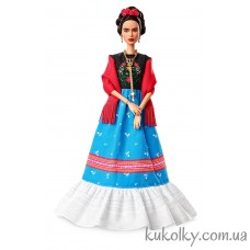 Кукла Фрида Кало Барби (Barbie Frida Kahlo Doll Inspiring Women Series)