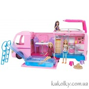 Автобус трейлер мечты для Барби