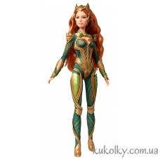 Кукла Мера Барби (Barbie Justice League Mera Figure)
