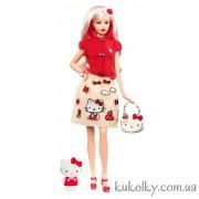 Коллекционная Барби Хеллоу Китти