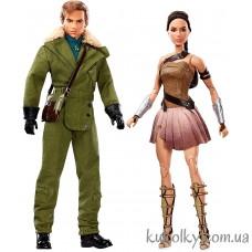 Кукла Чудо-женщина Райский остров (Barbie Wonder Woman Paradise Island Giftset Mattel)