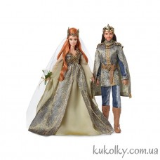 Набор кукол Барби Королевская свадьба (Barbie Faraway Forest Fairy Kingdom Wedding Mattel)