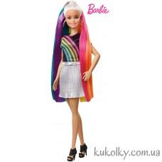 кукла Барби Радужное сияние волос (Barbie Rainbow Sparkle Hair Doll)