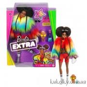 Кукла Барби Экстра №1 афроамериканка