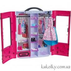 Стильный гардероб и модный шкаф Барби (Barbie Fashionistas Ultimate Closet Pink)