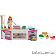 Кухня для Барби, шеф-повар