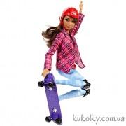 Барби двигайся как я скейтбордистка