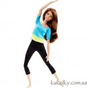 Барби йога шатенка Тереза