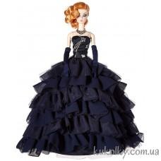 Кукла Барби силкстоун Полуночный Гламур (Midnight Glamour Silkstone Barbie Doll)