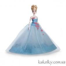 Кукла Силкстоун Барби Гала в пышном голубом платье (Barbie Silkstone Fashion Model Collection The Gala's Best)