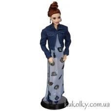 Кукла Барби Стиль Аква от Марни Сенофонте (Barbie Styled By Marni Senofonte Aqua Mini Dress)