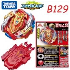 Бейблейд Супер Ахиллес 5 Такара Томи (Takara Tomy B-129 Beyblade Cho-Z Achilles 5 )