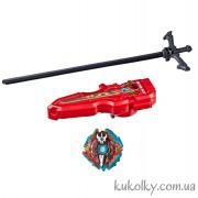 Волчок Бейблейд Экскалиус X3 и меч пускатель