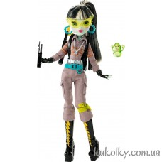 Кукла Monster High SDCC Frankie Stein Ghostbusters Comic Con Exclusive