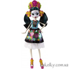 Кукла Monster High Skelita Calaveras Exclusive