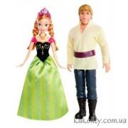 Набор принцесса Анна и Кристофф
