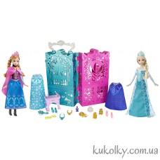 Anna and Elsa Disney Frosen doll