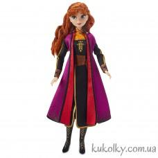 Поющая кукла Дисней Анна Холодное сердце 2 часть (2019 Singing Anna Disney doll Frosen 2)