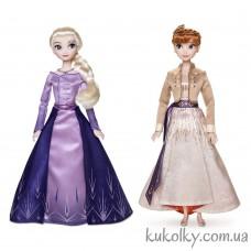 Кукла Анна и Эльза в наборе Холодное сердце 2 Дисней