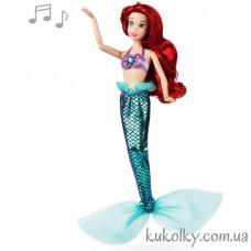 Поющая кукла Дисней Ариель Русалочка классическая (2018 Singing Ariel Disney The Little Mermaid doll)