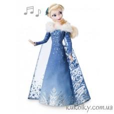 Поющая кукла Дисней Эльза классическая (2018 Singing Elsa Disney Frosen doll)