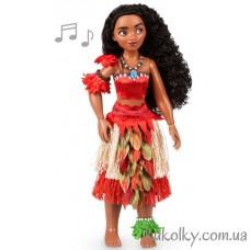 Поющая кукла Дисней Моана классическая (2018 Singing Moana Disney doll)