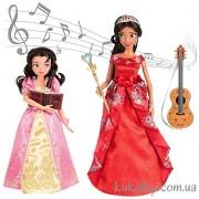 Набор кукол Дисней поющая Елена из Авалора и Изабель