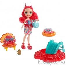 Игровой набор Морские подружки с Камео Крабом Энчантималс (Cameo Crab Dolls)