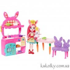 Игровой набор Кухня кролика Бри Энчантималс (Enchantimals Kitchen Fun Playset Bree Bunny)