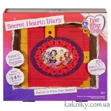 Интерактивный дневник Эвер Афтер Хай (Ever After High Secret Hearts Diary)