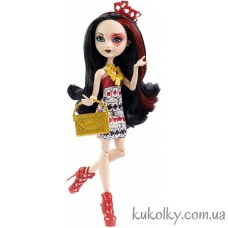 Куколка Lizzie Hearts Ever After High Book Party