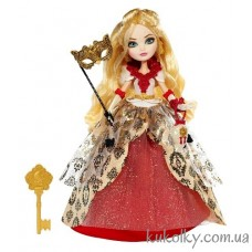 Кукла Thronecoming Apple White Doll Ever After High