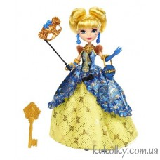 Кукла Thronecoming Blondie Lockes Doll Ever After High