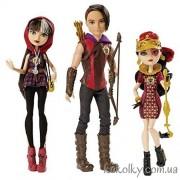 Набор кукол Сказочный турнир с Лиззи, Хантером и Сериз