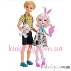Набор кукол Алистер и Банни