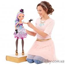 Огромная кукла 70 см Эвер Афтер Хай Мэделин Хеттер Чайная
