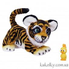 Интерактивный тигрёнок рычащий Тайлер Амурчик Хасбро (FurReal Roarin' Tyler the Playful Tiger Hasbro)