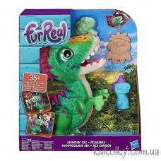 Интерактивный динозавр Рекс Хасбро (FurReal Munchin' Rex Hasbro)